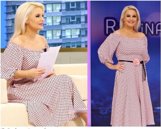 """""""Rrallë e për mall"""", ja DETAJI i veçantë që ju ka shpëtuar nga veshjet e Rudina Magjistarit (FOTO)"""