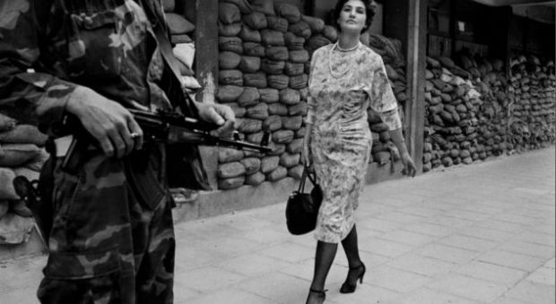 Sarajevasja që çmendi botën gjatë luftës