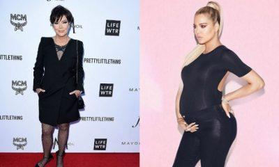 Kris Jenner një mama për t'u marrë shembull! Ja sesi kujdes për Khloe-n pasi solli në jetë fëmijën (FOTO)