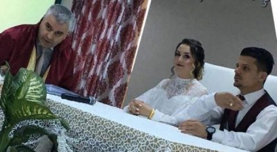 Shakaja e nuses anulon martesën, çifti dhe mysafirët u desh të kthehen…!