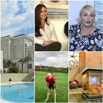 Njihuni me shtëpitë luksoze të VIP-ave shqiptarë. Kush e ka arreduar më bukur? (FOTO)