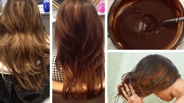Si të lyeni flokët në shtëpi vetëm me përbërës natyralë/ 3 receta për biondet, brunet dhe flokët gështenjë