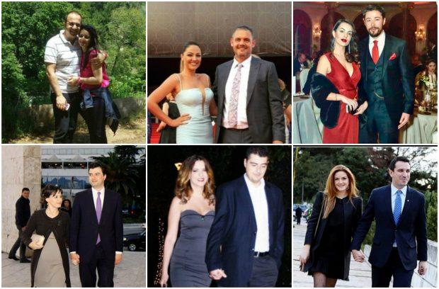 Si më sheh nga aty sipër? Çiftet e showbiz-it shqiptar që kanë diferencë të theksuar në gjatësi