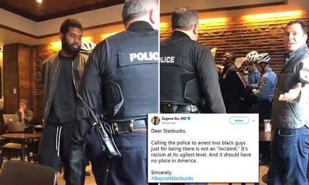Do përdornin tualetin, arrestohen. Lumë akuzash ndaj Starbucks (VIDEO)