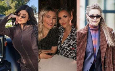 Nga motrat Hoxha tek Kim dhe Kylie: Ky print ka çmendur fashionistat