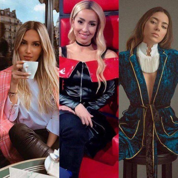"""Trendi që do të dominojë këtë pranverë na e tregojnë vajzat e famshme shqiptare! Ja ngjyra e """"preferuar"""""""