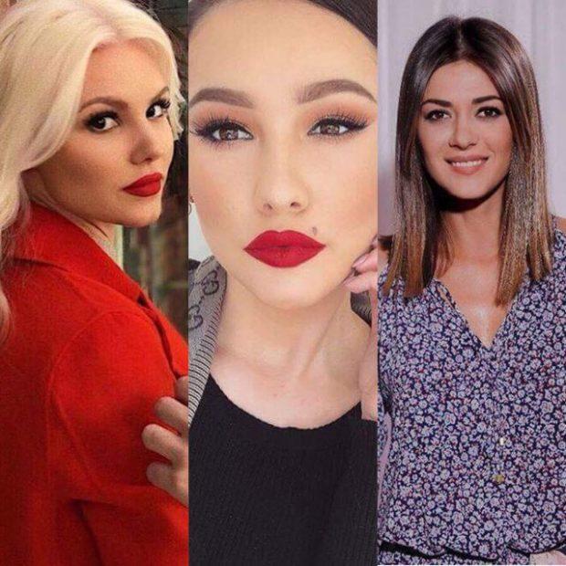 I shikoni shpesh! E kishit vënë re që këto vajza të njohura shqiptare kanë super trup? (FOTO)