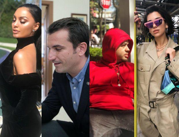 Nga çoban te shitës cigaresh: Profesionet e VIP-ave para se te bëheshin të famshëm