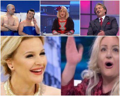 """Kush janë personazhet e famshme shqiptare që """"IMITOHEN dhe TALLEN"""" nga aktorët e humorit (FOTO)"""