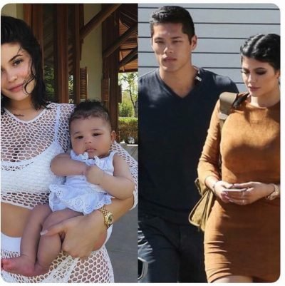 Kush është babai i vajzës së Kylie Jenner? Veprimi i truprojës ngre sërish dyshimet (FOTO)