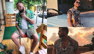 4 mënyra me stil sesi meshkujt shqiptarë po e veshin dizajnin me lule (FOTO)