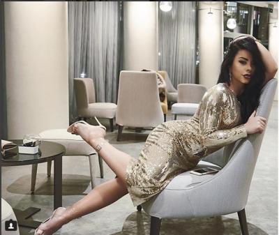Dorina Mema natë romantike me partnerin, dalin pamjet nga dhoma hotelit luksoz (FOTO)