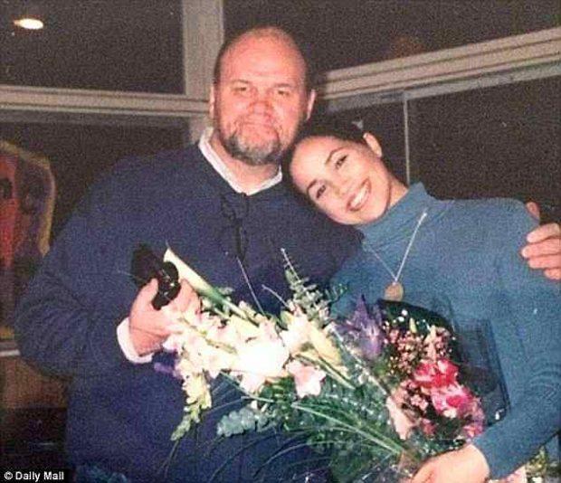 Babai i Meghan Markle fotografohet për herë të parë pas dasmës, por ka diçka që s'shkon (FOTO)
