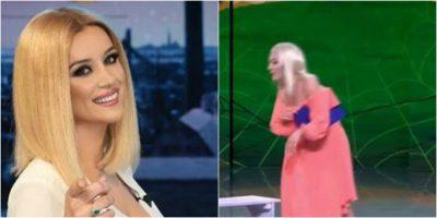 """Transformimi më i """"ÇMENDUR"""" që keni parë/ Alketa Vejsiu shkon në Top Channel dhe atë ç'ka i bëjnë do…(FOTO)"""
