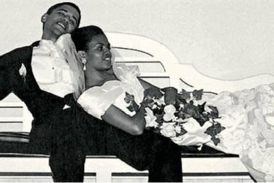 """Michelle Obama me """"DEDIKIMIN ROMANTIK"""" për ish Presidentin: """"Nuk mund ta dalloni…"""" (FOTO)"""