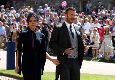 David Beckham bëri gjestin e pahijshëm gjatë dasmës mbretërore dhe e bënë për ujë të ftohtë (FOTO)