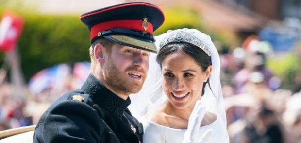 """""""GOCA HAPNI SYTË""""/ I patë të gjitha nga dasma, por kushëririn seksi të Princit Harry s'e keni parë akoma (FOTO)"""