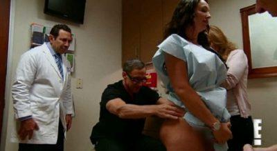 """""""E GJEN BELAJA""""/ Ish-modelja bën operacion vithet, por rezultati është shokues (VIDEO)"""