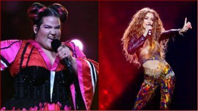 Ow? Fituesja e Eurovision, Netta hedh kunja për shqiptaren Eleni (Entela) Foureira, shihni ç'thotë për të (VIDEO)