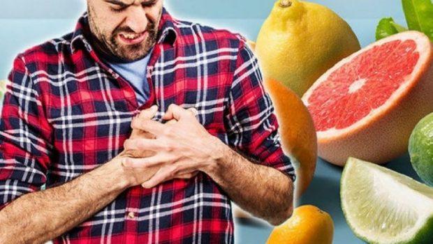 STUDIM/ Hudhra, portokalli e çokollata e zezë ulin rrezikun e sulmit në zemër