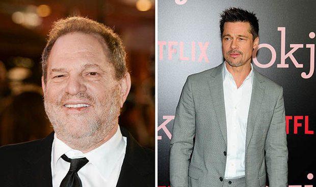 Brad Pitt kërcënoi me vdekje Harvey Weinstein pasi i ngacmoi të dashurën: Flet aktorja e njohur