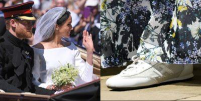 Kjo ishte e ftuara që theu rregullat në dasmën mbretërore, u paraqit e veshur me ATLETE (FOTO)
