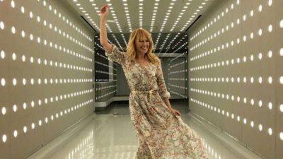 Kylie Minogue, 'e madhja-e vogla' ikonë e popit, mbush 50 vjeç
