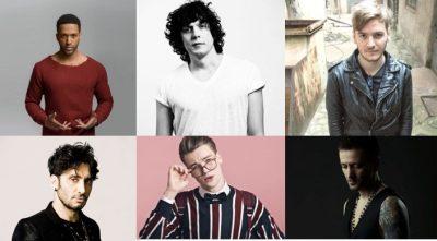 Ju prezantojmë meshkujt më seksi të Eurovizionit: Ja në ç'vend renditen Eugenti dhe Ermali