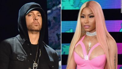 Në një lidhje me Nicki Minaj? Eminem i përgjigjet thashethemeve