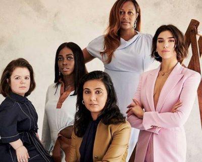 """Në listën e 25 grave më me influencë në Britani, Dua Lipa: """"Jam e nderuar…""""(FOTO)"""