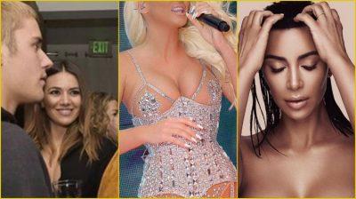 """Bëri """"xing"""" me Elvana Gjatën, Kim Kardashian serb ka dy fjalë për yjet shqiptarë (FOTO)"""