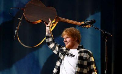 """NDEROHET ME KATËR ÇMIME""/ Ed Sheeran fituesi i madh i Billboard Music Awards"