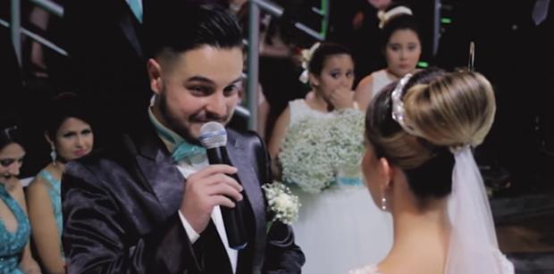 """""""RUANI LOTËT""""/ Dhëndri ndalon dasmën: Zemra ime i përket dikujt tjetër"""