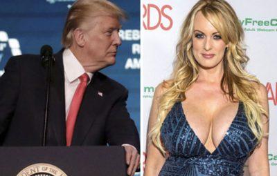 SKANDALI me pornostaren, Trump: Rimbursova avokatin…