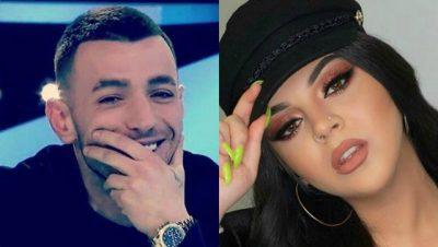 Tregoi publikisht flirtin me këngëtaren, Stresi SULMON gazetarët: Ju me fjalë të hani… (FOTO)