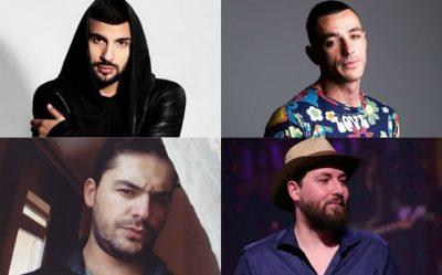 BËRËN BUJËN PËR DUKJEN E TYRE/ Ja cilët janë djemtë e famshëm shqiptarë që kanë guxuar me makeup-in (FOTO)
