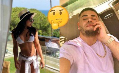 """Noizy na tha """"Natën e mirë"""" me Rihannën, Dorina Mema e """"thumbon"""" keq duke i përmendur Baçin: """"Të hëngërt …""""(FOTO)"""