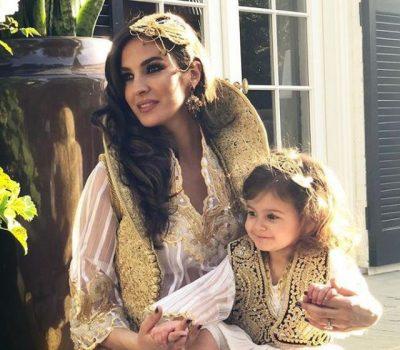 U BË NËNË PËR HERË TË DYTË/ Ella Faria dhe Mia Soraya, ç'kuptim kanë emrat e vajzave të Eminës!