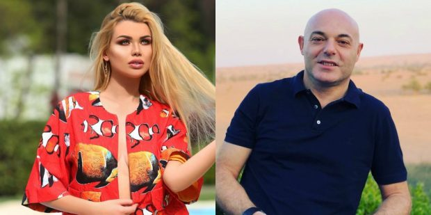 Eni Koçi pozon me Fevziun, por veshja e tij ia rrëmben vëmendjen e fansave (FOTO)