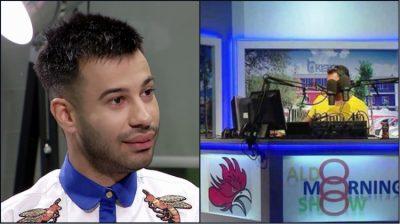 """Rikthehet Zogu tek Aldo Morning Show? """"E kam parë në …""""(VIDEO)"""