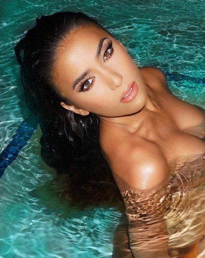 """NIS PUSHIMET/ Anxhelina do ju """"TËRBOJ"""", poston foto e parë me bikini të kësaj vere, duket e PAREZISTUESHME (FOTO)"""