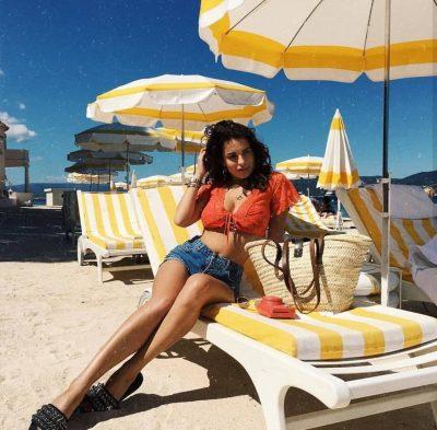Armina Mevlani ekspozon format bombastike me bikini dhe të gjithëve ju ngelën sytë