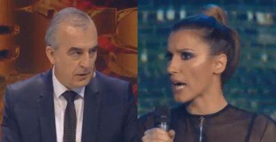 """Gazetarja shqiptare dhuron kërcim EROTIK, plas SHERRI në """"DWS"""": Kujdes me TUBAT…"""