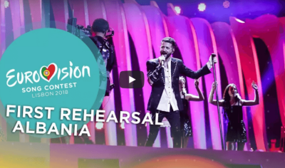 MOS E HUMBISNI/ Eurovision, Bushpepa këndon sonte i treti
