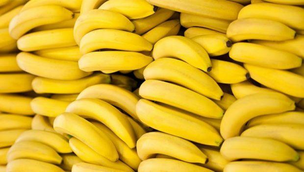 Vlerat ushqyese të bananeve sipas ngjyrës dhe shkallës së pjekurisë