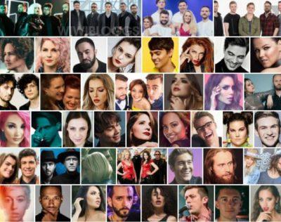 WOW! U vunë BASTET, ja kush do ta FITOJË Eurovizionin (FOTO+VIDEO)