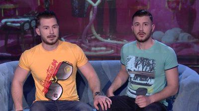 """Binjakët e """"Al Pazar"""" i nxjerin të palarat njëri-tjetrit: Vëllai im shikon SHREKUN… (VIDEO)"""