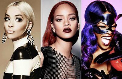 """""""Bëja dashuri, por mendoja për gratë!"""" Nga Rita Ora tek Rihanna, njihuni me këngët e yjeve dedikuar biseksualitetit"""