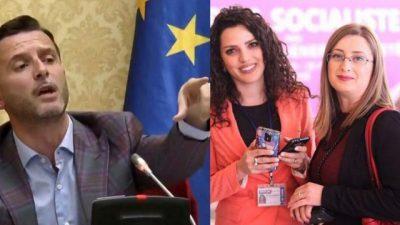 Qeshën në Komision, Braçe përze gazetaren e Report Tv: Ti me syze, dil pak përjashta… (VIDEO)