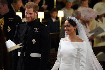 Pesë incidentet që nuk i vutë re në dasmën e Princit Harry dhe Meghan Markle